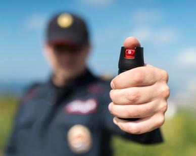 אקדח פלפל חוקי
